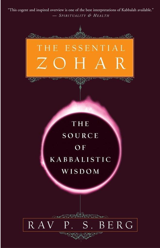 The Essential Zohar: The Source of Kabbalistic Wisdom als Taschenbuch
