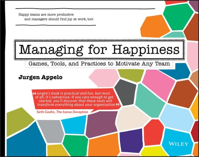 Managing for Happiness als Buch