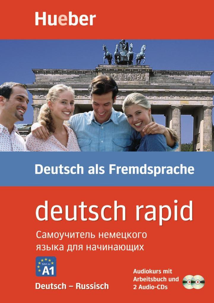deutsch rapid. Deutsch - Russisch als Buch