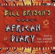 Bill Bryson's African Diary als Hörbuch