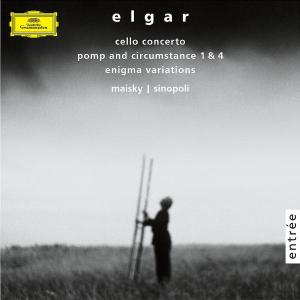 Cello Concerto. Pomp and Circumstance 1 + 4. Enigma Variations. Klassik-CD als CD