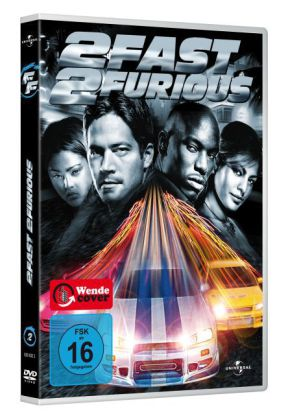 2 Fast 2 Furious. DVD-Video als DVD
