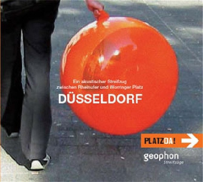 Düsseldorf. CD als Hörbuch CD
