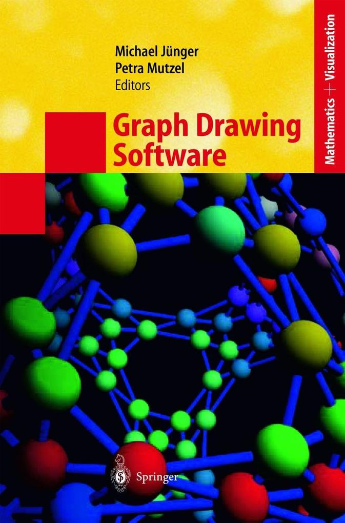 Graph Drawing Software als Buch