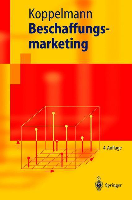 Beschaffungsmarketing als Buch