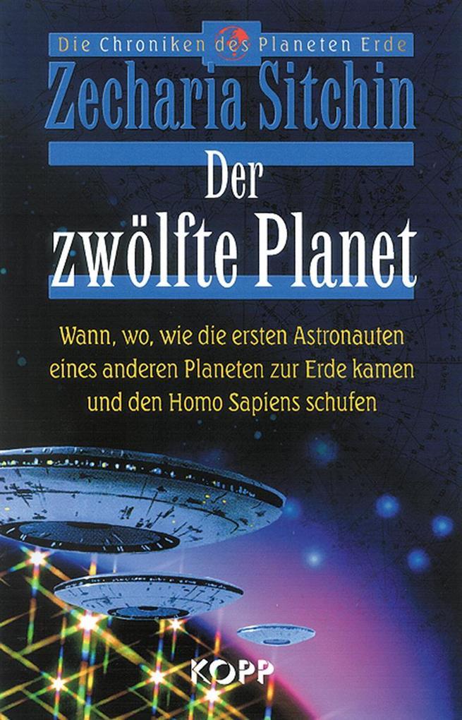 Der zwölfte Planet als Buch