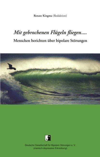 Mit gebrochenen Flügeln fliegen... als Buch