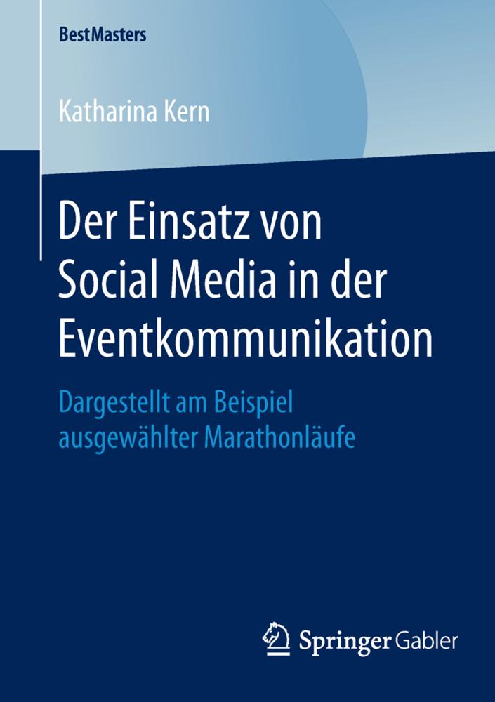 Der Einsatz von Social Media in der Eventkommun...