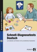 Schnell-Diagnosetests: Deutsch