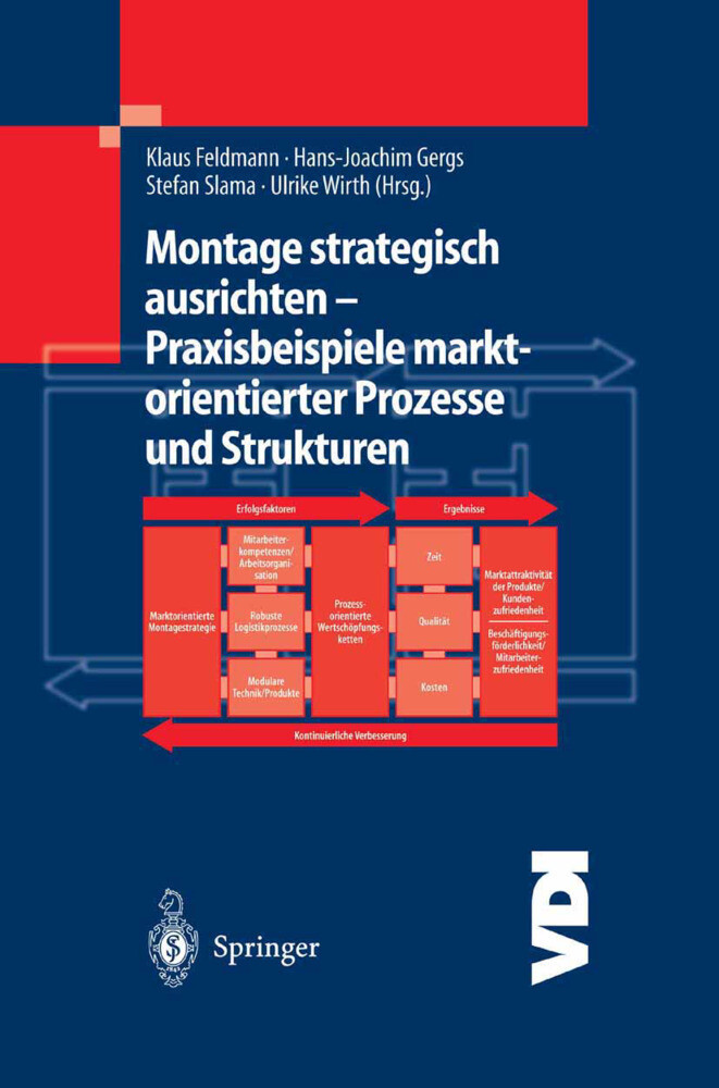 Montage strategisch ausrichten - Praxisbeispiele marktorientierter Prozesse und Strukturen als Buch