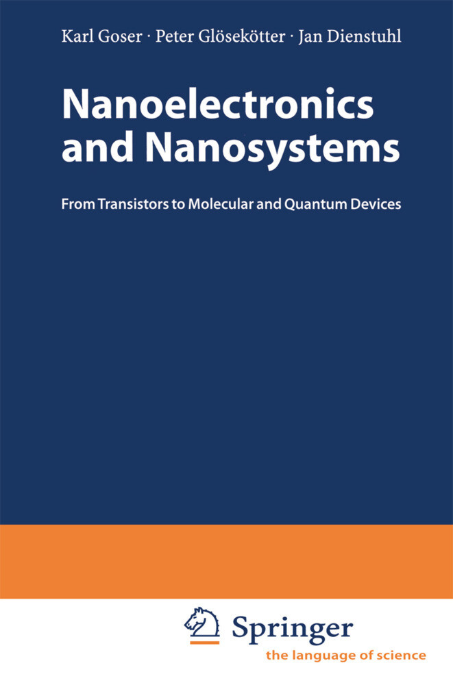 Nanoelectronics and Nanosystems als Buch