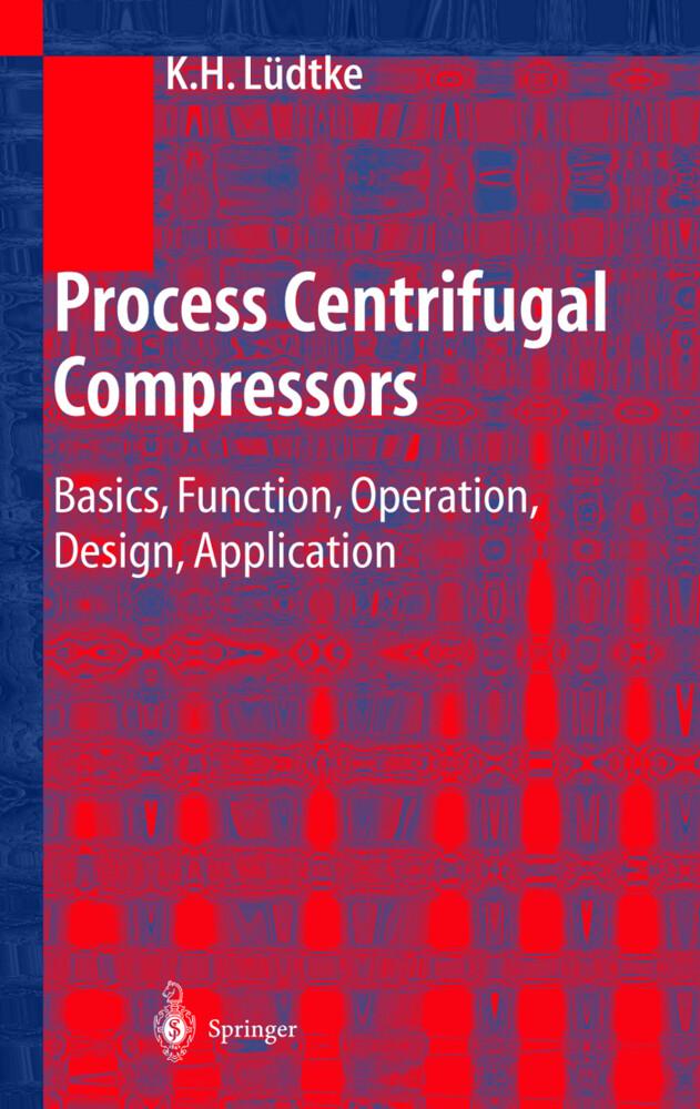 Process Centrifugal Compressors als Buch