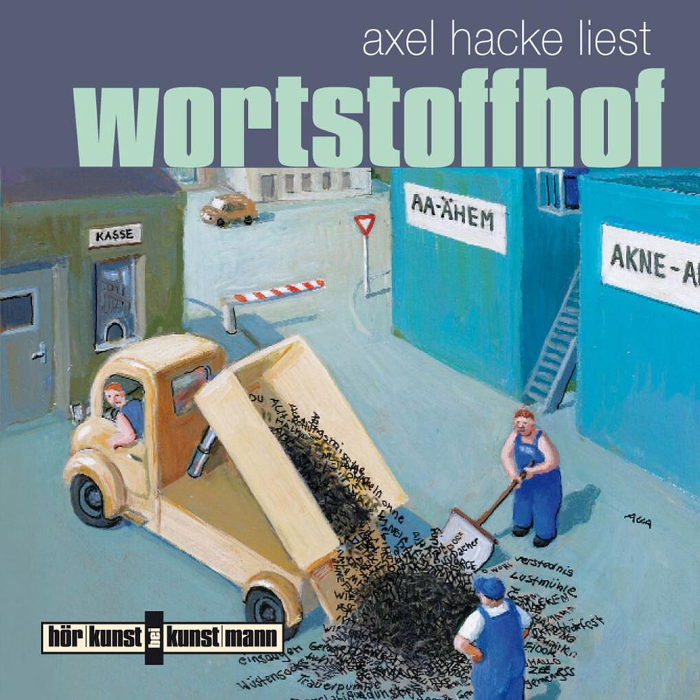 Wortstoffhof als Hörbuch Download
