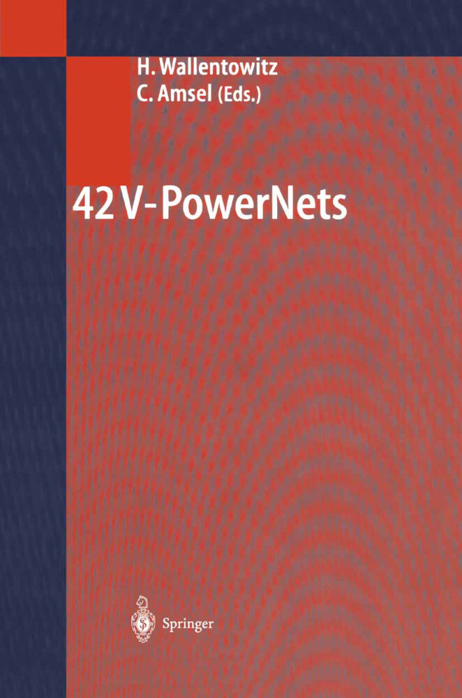 42 V-PowerNets als Buch