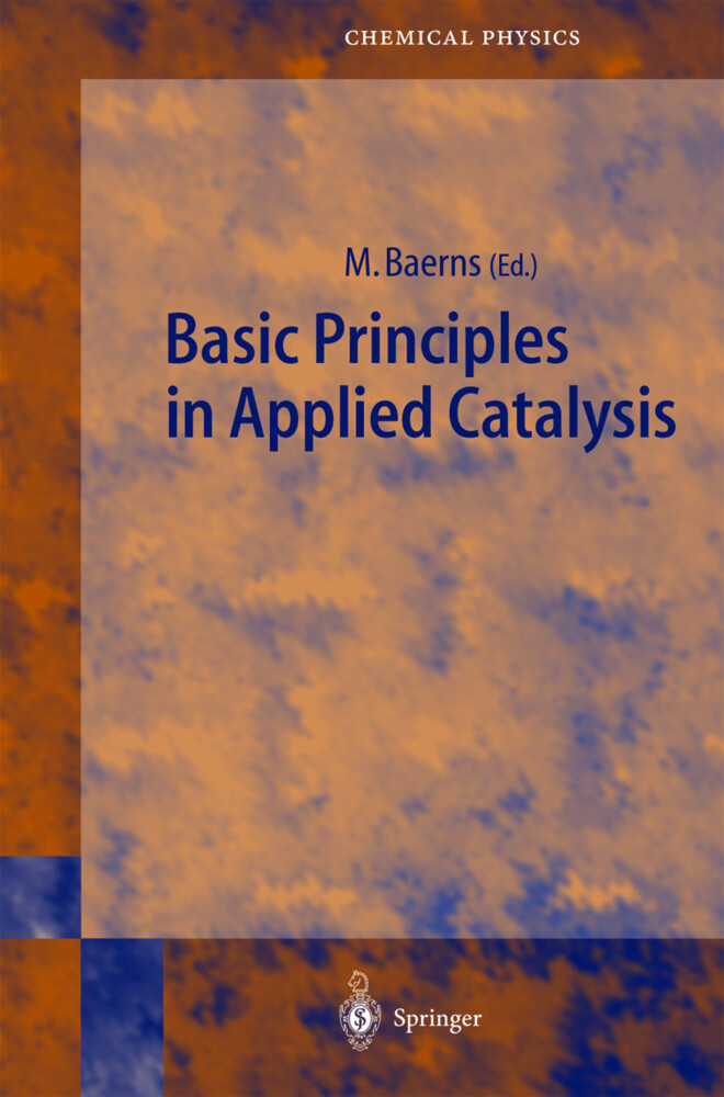 Basic Principles in Applied Catalysis als Buch