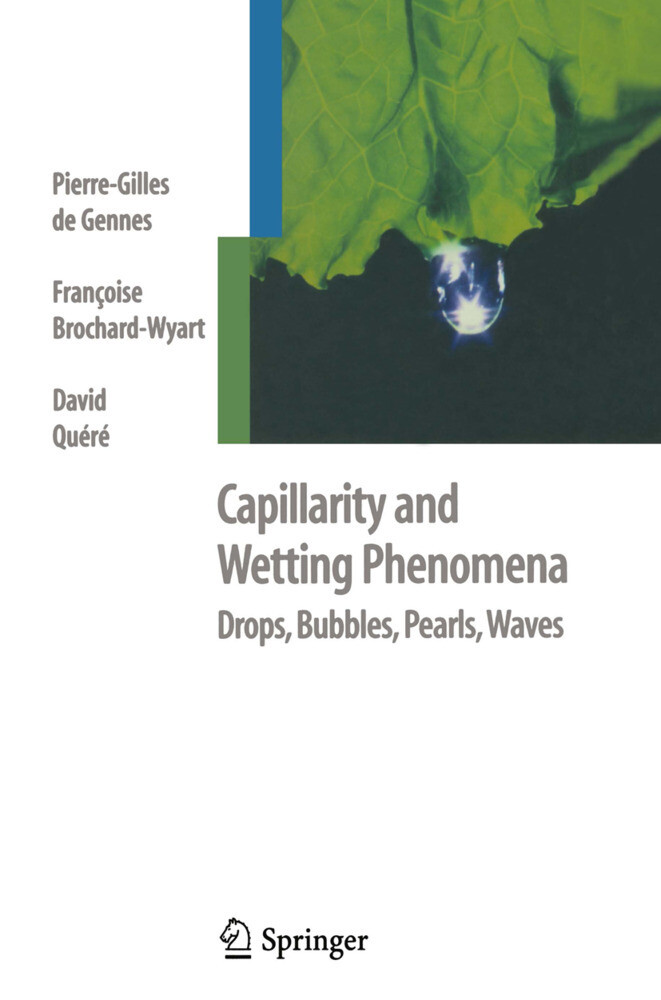 Capillarity and Wetting Phenomena als Buch