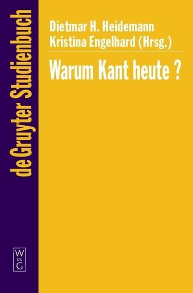 Warum Kant heute? als Buch