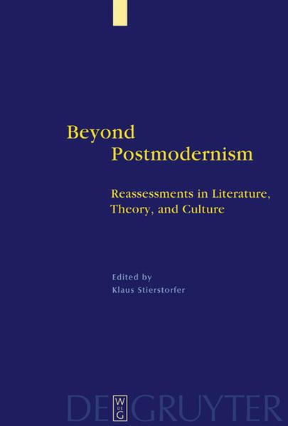 Beyond Postmodernism als Buch (gebunden)