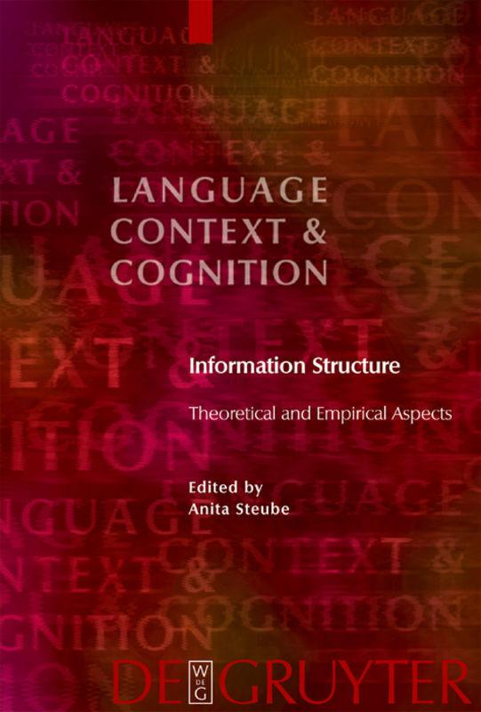Information Structure als Buch
