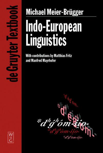 Indo-European Linguistics als Buch