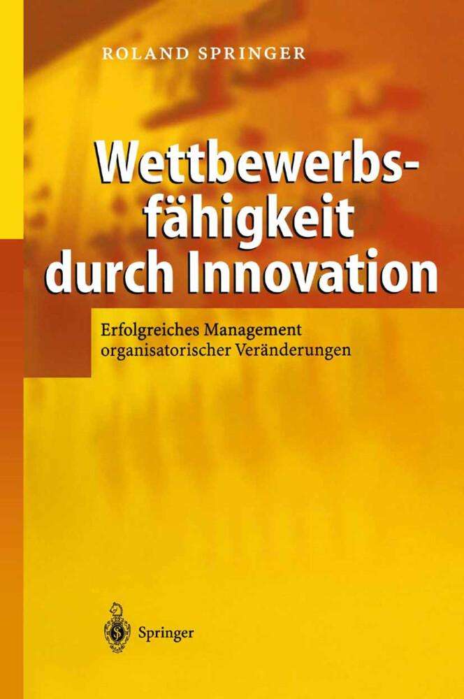 Wettbewerbsfähigkeit durch Innovation als Buch