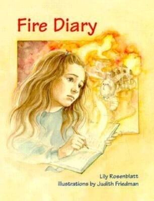 Fire Diary als Buch
