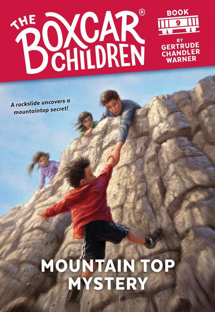 Mountain Top Mystery als Taschenbuch
