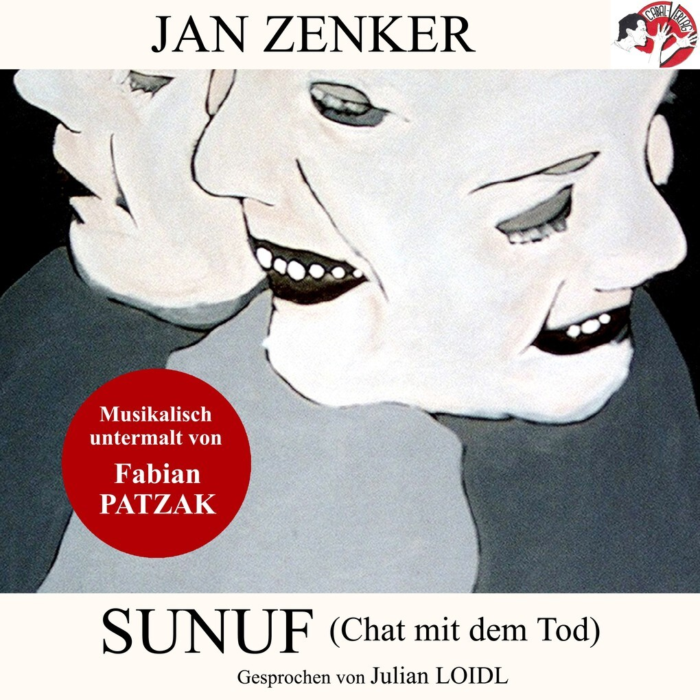 Sunuf - Chat mit dem Tod als Hörbuch Download v...