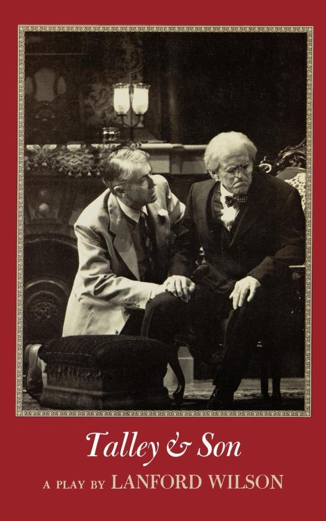 Talley and Son: A Play als Taschenbuch