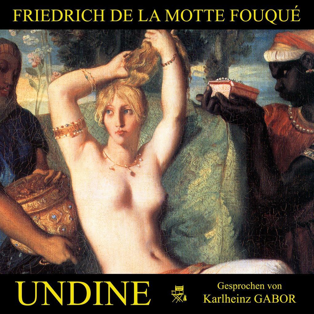 Undine als Hörbuch Download von Friedrich Motte...