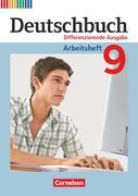 Deutschbuch - Differenzierende Ausgabe 9. Schuljahr - Arbeitsheft mit Lösungen