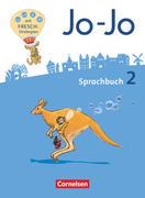 Jo-Jo Sprachbuch - Allgemeine Ausgabe - Neubearbeitung 2016. 2. Schuljahr - Sprachbuch