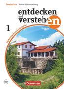 Entdecken und Verstehen Band 1: 5./6. Schuljahr - Differenzierende Ausgabe Baden-Württemberg - Von der Frühgeschichte bis zum Mittelalter