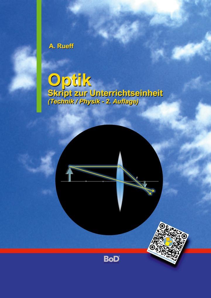 Optik als Buch von Andreas Rueff