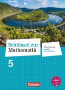 Schlüssel zur Mathematik 5. Schuljahr - Differenzierende Ausgabe Rheinland-Pfalz - Schülerbuch