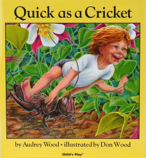 Quick as a Cricket als Buch