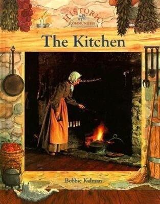 The Kitchen als Buch