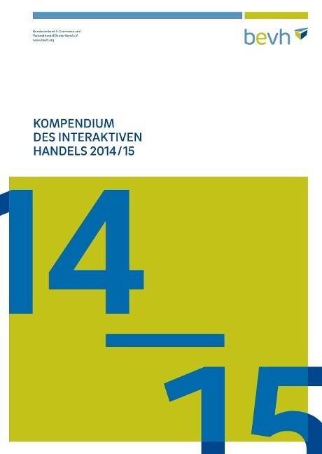 Kompendium des interaktiven Handels 2014/15 als Buch