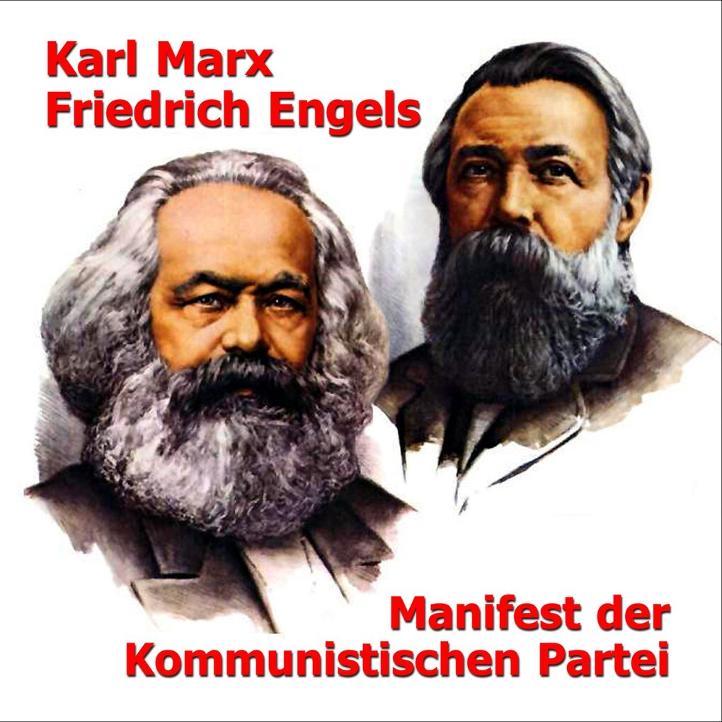 Manifest der Kommunistischen Partei als Hörbuch...