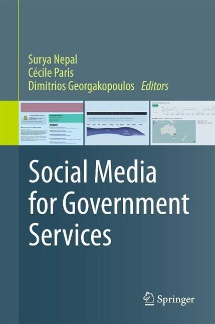 Social Media for Government Services als eBook ...