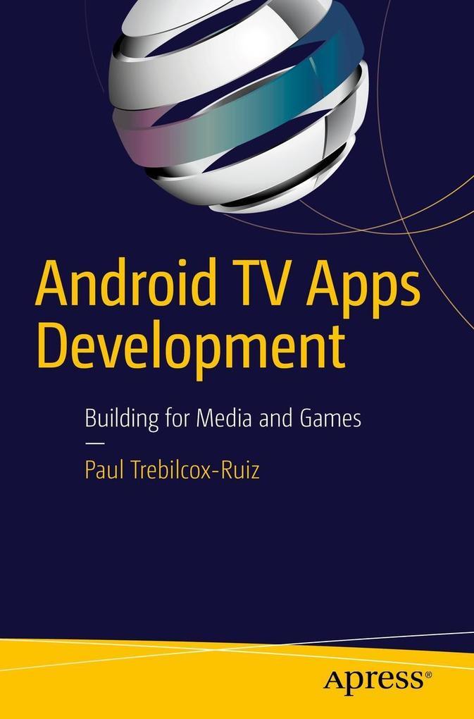 Android TV Apps Development als eBook Download ...