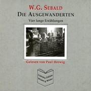 Die Ausgewanderten - W. G. Sebald