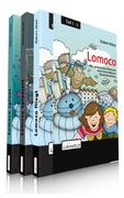 Lomoco - Sammelbox (Band 1-3)