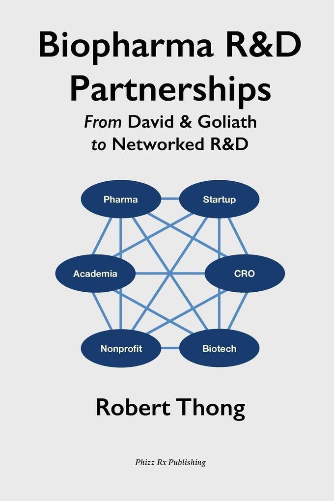Biopharma R&D Partnerships als Buch
