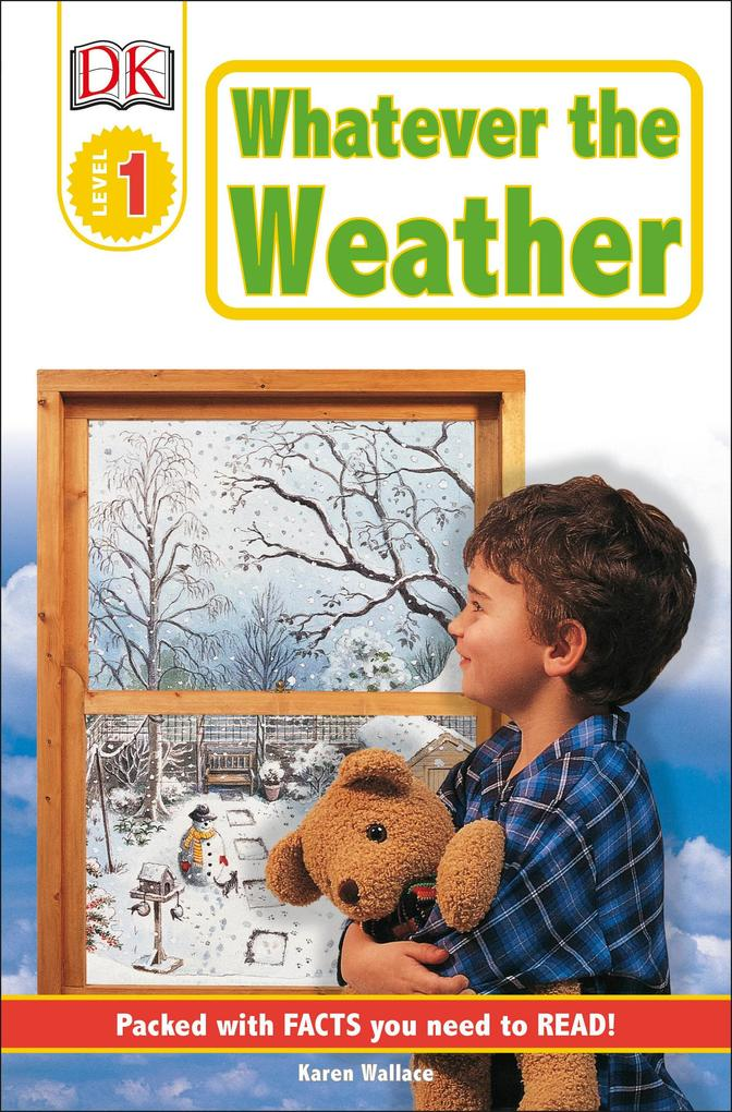 DK Readers L1: Whatever the Weather als Taschenbuch