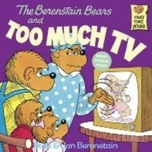 The Berenstain Bears and Too Much TV als Taschenbuch