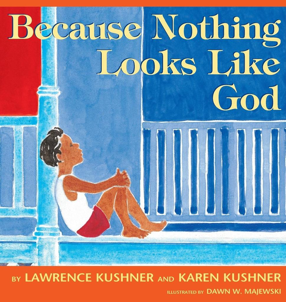 Because Nothing Looks Like God als Buch
