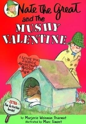 Nate the Great and the Mushy Valentine als Taschenbuch