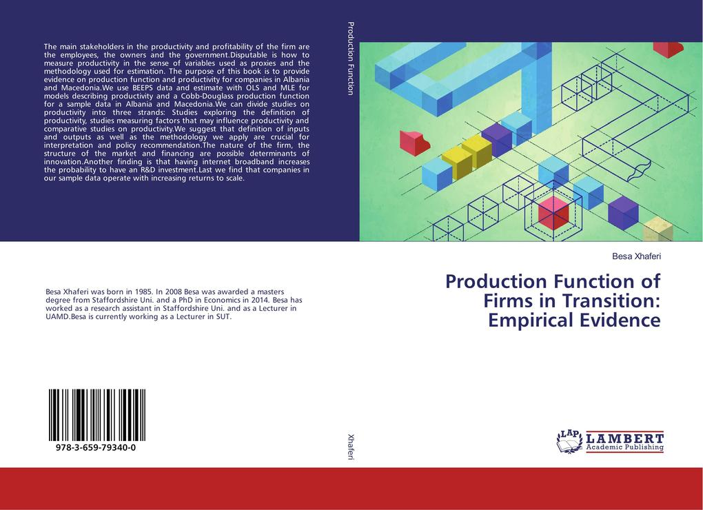 Production Function of Firms in Transition: Emp...