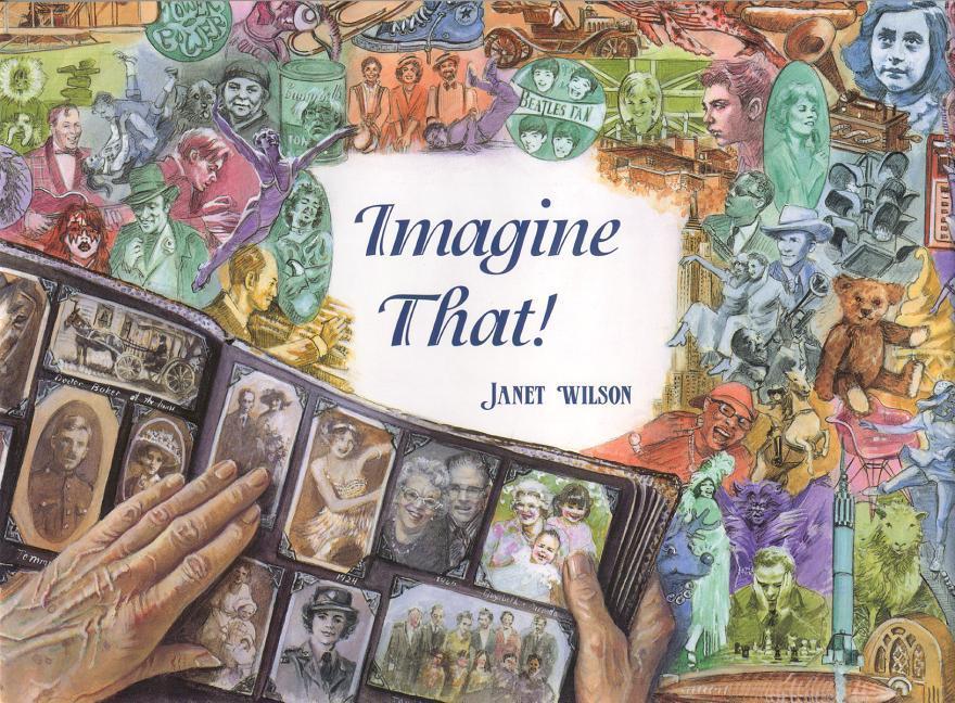 Imagine That als Buch